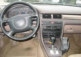 Audi A6 1999 Interior Audi A6 Sedan 1997 2001 Reviews Technical Data Prices