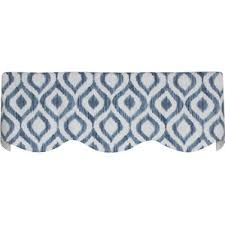 Blue Curtain Valance Valances Joss U0026 Main