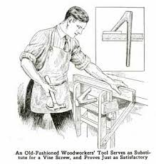 Bench Holdfast The Holdfast In Your Backyard Popular Woodworking Magazine