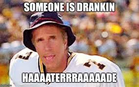 Waterboy Meme - 4th and long very long