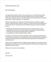 accounting cover letter samples free cover letter awesome cover