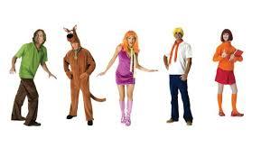 Halloween Costumes Scooby Doo Group Halloween Costume Ideas Costumes Halloween