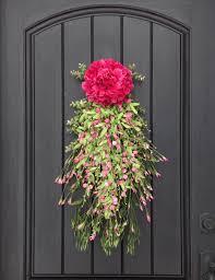 15 joyful handmade wreath ideas to decorate your front door
