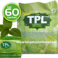 Teh Tpl sell tea laxative weight loss from indonesia by toko distributor teh