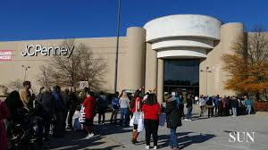 shoppers hit stores for thanksgiving day deals baltimore sun