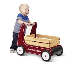 wagon baby classic walker wagon push walker radio flyer