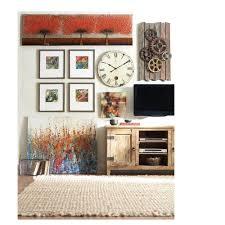 Decorative Wall Clocks For Living Room Home Decorators Collection Wall Clocks Wall Decor The Home Depot