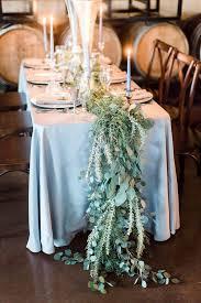 Blue Wedding Centerpieces by Best 25 Blue Winter Weddings Ideas On Pinterest Ice Blue