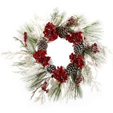 wreaths bellacor