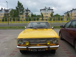 1966 opel kadett old parked cars warsaw przeżyjmy to jeszcze raz 1966 opel kadett b