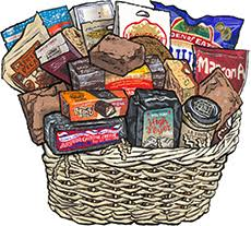 online gift baskets ultimate gift basket for sale buy online at zingerman s mail