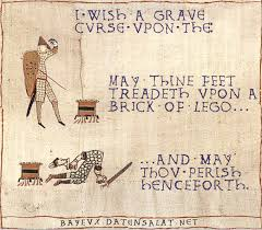 Bayeux Tapestry Meme - medieval macros bayeux tapestry parodies image gallery