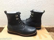 ugg hannen sale ugg australia leather boots s footwear ebay
