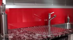 lustrolite high gloss wall panels youtube