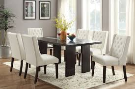 Dining Room White Chairs by Dining Table Formal Dining Table Dining Room Furniture