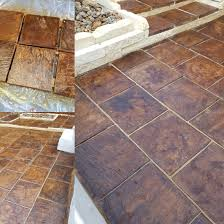 staining patio pavers 2017 dci end of summer photo contest winner direct colors inc