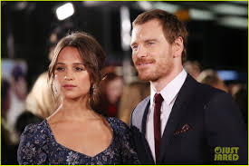 A Light Between Oceans Michael Fassbender U0026 Alicia Vikander Are Picture Perfect At U0027light