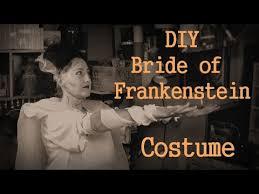 Bride Frankenstein Halloween Costume Ideas Diy Bride Frankenstein Costume