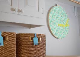 diy wall art for your laundry room i fiskars