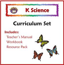 kindergarten science curriculum mcruffy press