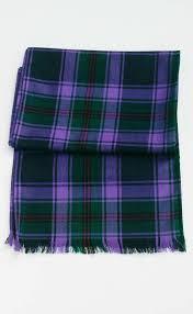 luxury tartan sash by scotweb