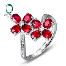 ruby engagement rings compare prices on diamond ruby engagement ring online shopping