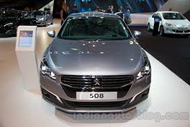 peugeot 508 2015 2015 peugeot 508 208 gti 308 r and rcz moscow live