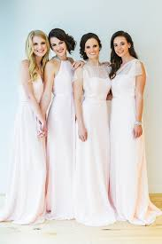 blush colored bridesmaid dress must soft shades for bridesmaid dresses weddceremony