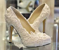 the new white wedding shoe girl wedding dress shoes high heeled