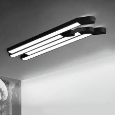 commercial ceiling lights maxlite arcmax mlvt24d5550 led