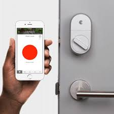 shabbat lock august smart lock secure keyless entry for your smart home