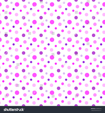 Purple Shades by This Seamlessly Repeating Pattern Background Round Stock