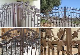 wrought iron gates sacramento ca driveway gates entry gates