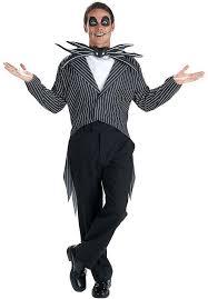 Jack Skellington Halloween Costume Kids Nightmare Christmas Jack Skellington Costume Teen