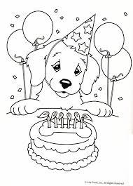 lisa frank coloring page dog art cocker spaniel art pinterest