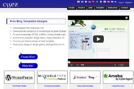 templates for blogger for software top 10 best free template theme skins generators for blogs websites