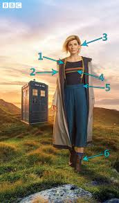 doctor who jodie whittaker s references radio times