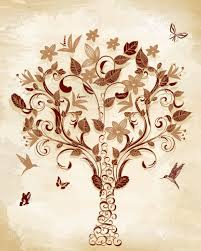 vintage tree wallpaper high definiton wallpaperhdf hd