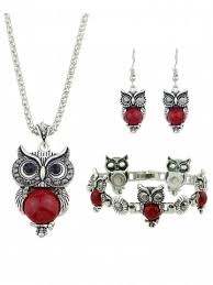 owl jewelry necklace images Owl jewelry free shipping discount and cheap sale jpg