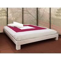 costruire letto giapponese letti in legno vivere zen