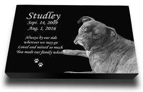 pet headstones laser engraved pet headstones by everlife memorials