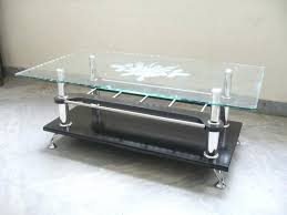 sofa center table glass top centre table glass online stylish center table glass top sofa