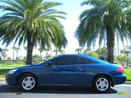 2006 honda accord ex coupe 2006 honda accord ex l coupe in sapphire blue pearl 017826 jax