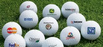 corporate golf imprinting logo golf balls personalized golf