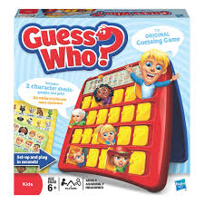 guess who board game kmart