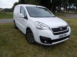 peugeot partner 2016 white used peugeot partner vans second hand peugeot partner