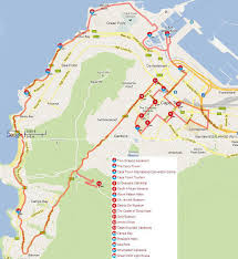 Port Elizabeth South Africa Map by Itinerary For A First Time Visitor To South Africa South Africa