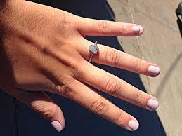 real engagement rings real ritani engagement rings kara nick ritani