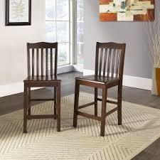 Clear Dining Chairs Acme Tavio Swivel Bar Chair Set Of 2 Saddle Walmart Com