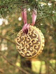 cookie ornaments by sweetambssweetambs
